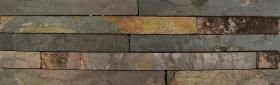 Ledgestone Rustic Multi-Colour Split Face Tiles from Walls and Floors
