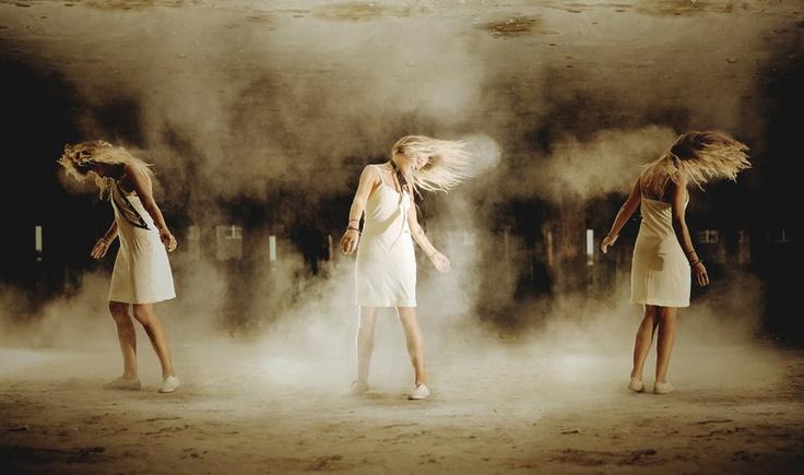 Model & Makeup Kelty Lewis  Photography Adi Khavous (Adida Fallen Angel) Direction Acityinbulgaria