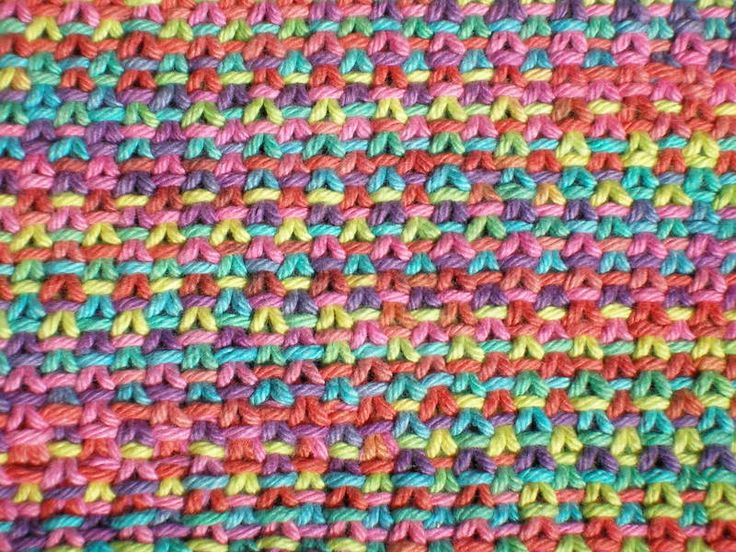 Easy, Cool Stitch for Variegated Yarn - KNITTING