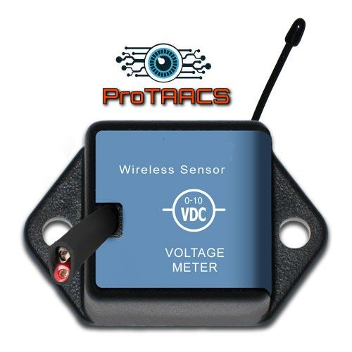 Wireless Voltage Meters Sensor 10 VDC – Coincell Battery