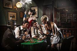 Fabrizio Cestari, 'Poker Players,' 2014, Galleria Ca' d'Oro