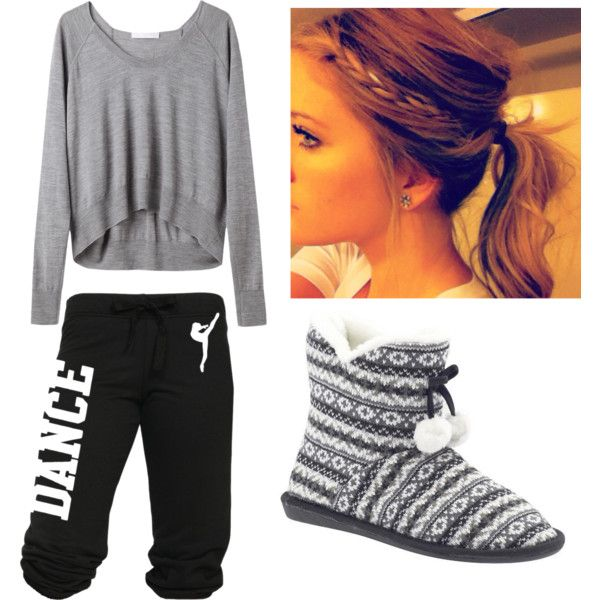 lazy sweatpants outfit - photo #16