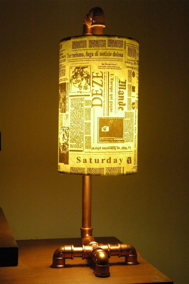 25 melhores ideias sobre cupula de abajur no pinterest for Pintura estilo industrial