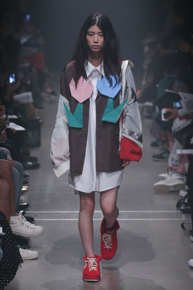 RYOTA MURAKAMI 2016 Spring Summer Collection | Fashionsnap.com
