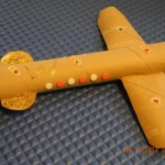 Kid's Frugal Craft – Paper Towel Roll Airplane..made this today using also some cardboard boxes for other bits.