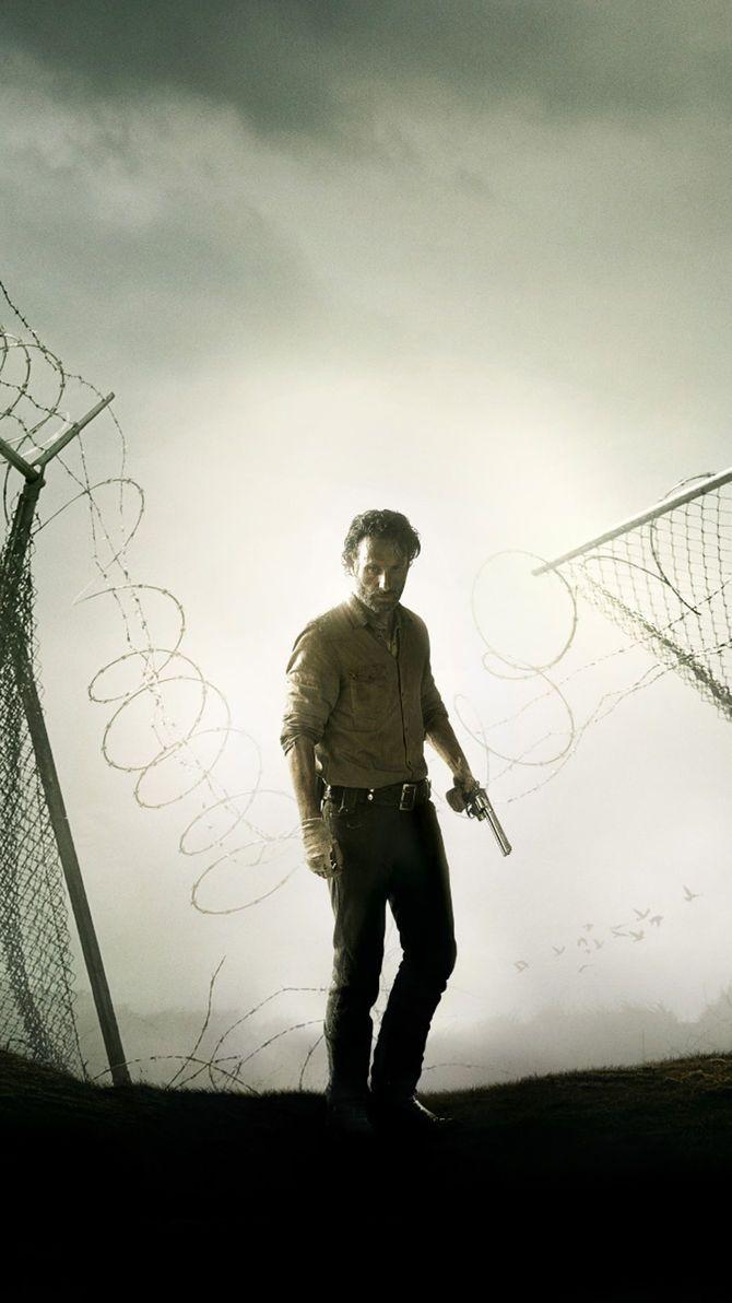 The Walking Dead Phone Wallpaper The Walking Dead Walking Dead