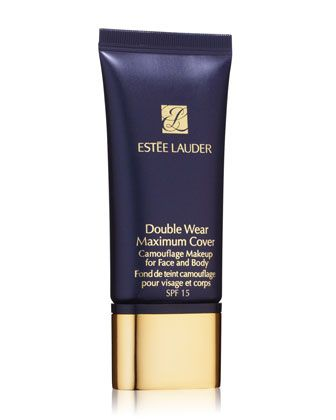 Double Wear Maximum Cover Camouflage Makeup for Face and Body Broad Spectrum SPF 15 by Estee Lauder at Neiman Marcus.