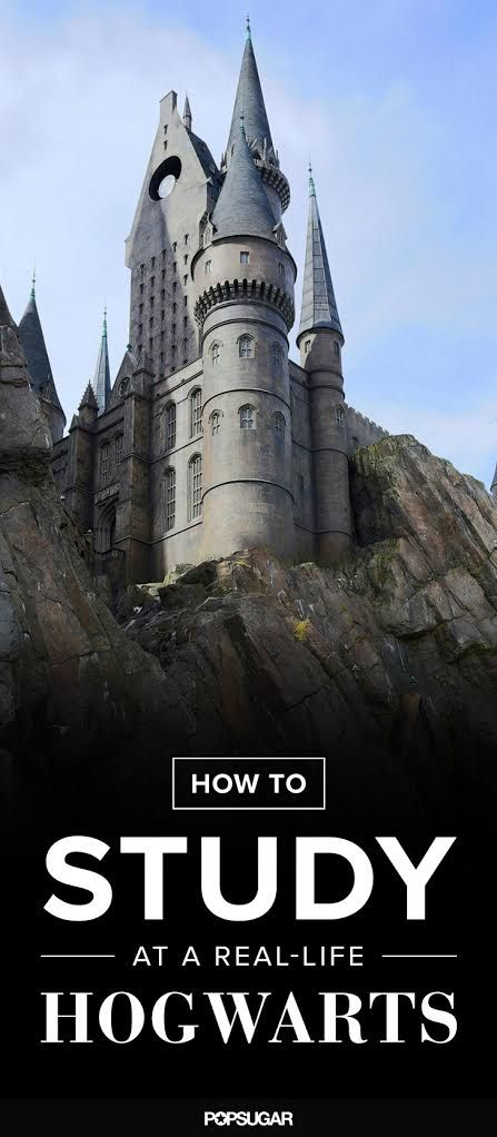 OMG there's a real-life Hogwarts school and the next session is in April.
