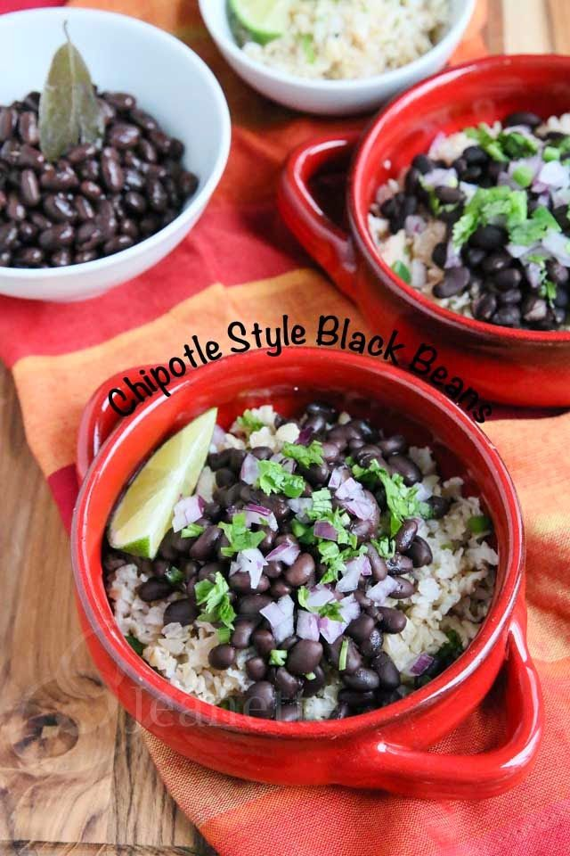 Ten From Scratch Recipes for Dried Black Beans in the Slow Cooker (plus Slow Cooker Tips and Recipes Using Cooked Black Beans) [Featured on SlowCookerFromScratch.com]