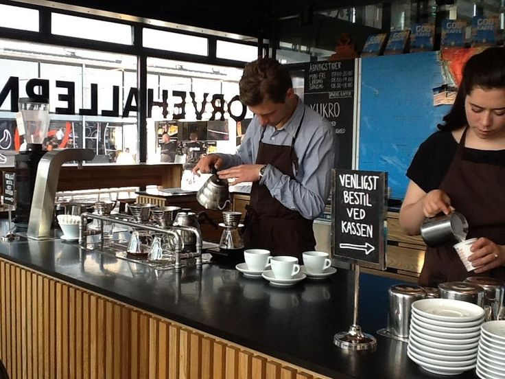 The Coffee Collective - A great coffee shop in #Copenhagen