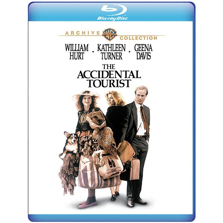 The Accidental Tourist - Blu-Ray (Warner Archive Region Free) Release Date: May 9, 2017 (Amazon U.S.)