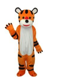 Costume de Mascotte de tigre cub