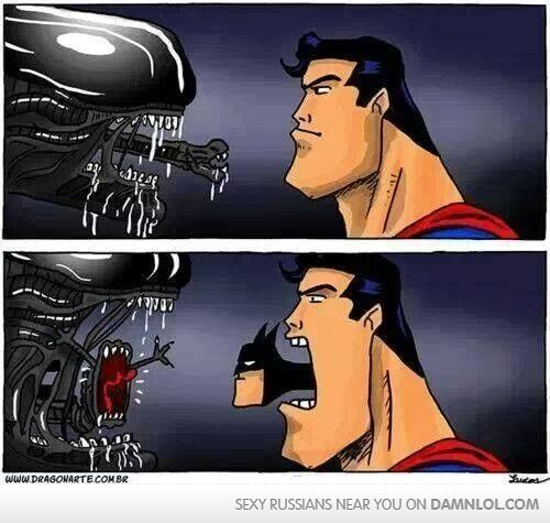 Superman & Batman Vs. Alien