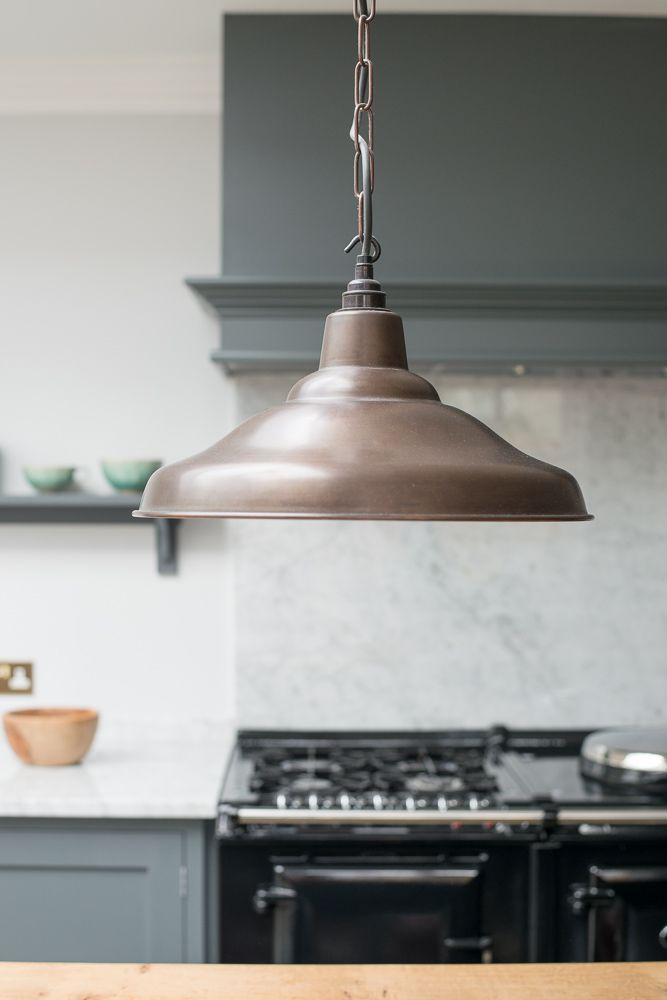shaker kitchen lighting beautiful pendant lights in devol s hampton court kitchen 2174