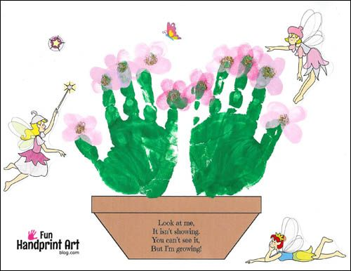 Flower pot crafts, Flower pots and Mother's day on Pinterest
