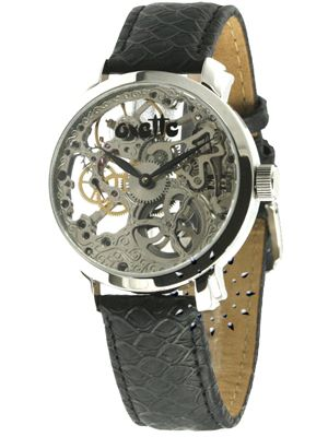 OXETTE SKELETON Automatic Open Back and Face