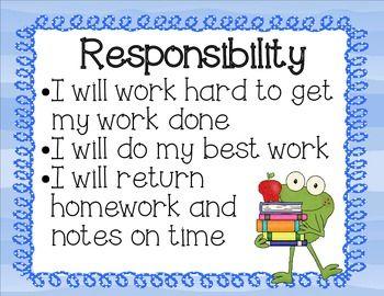 Learning Skills Ontario Responsibility Essay - image 9
