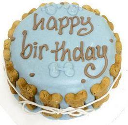 Bubba Rose - Blue Birthday Cake