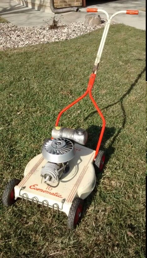 1000 Images About Vintage Mowers On Pinterest Clinton N