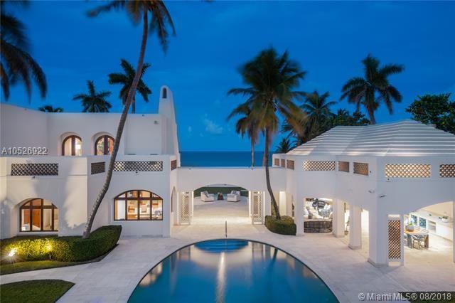Miami Mansions Beach