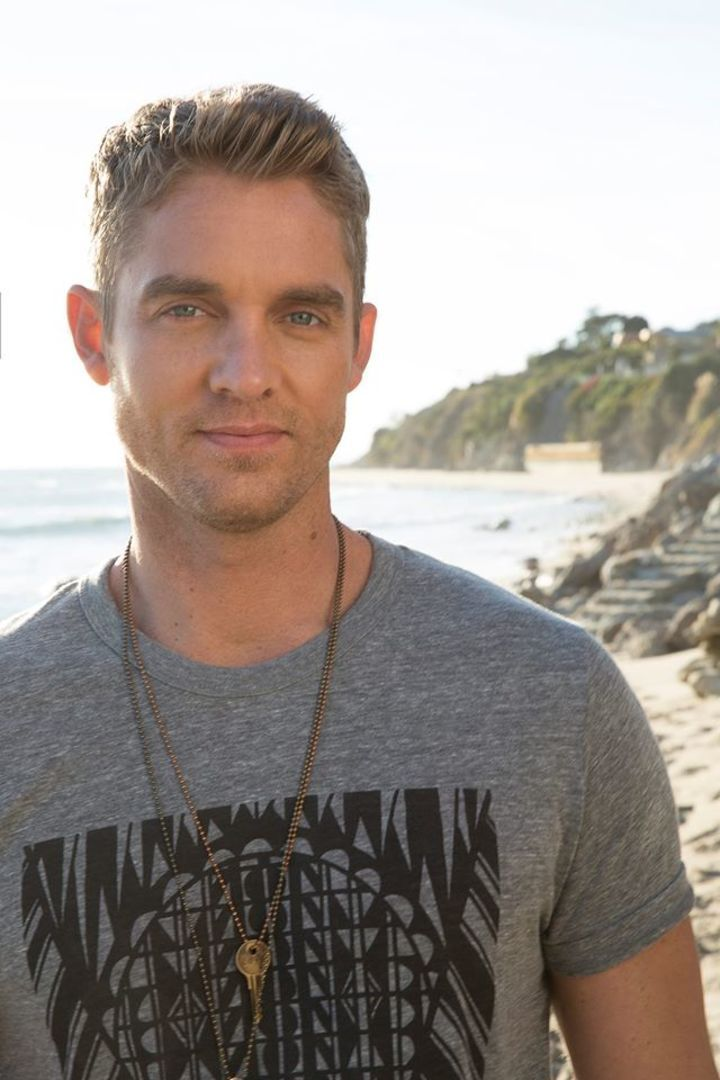 Image result for brett young is he single