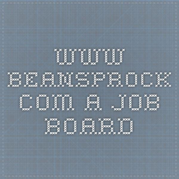 Lovely Www.beansprock.com A Job Board · Job Search