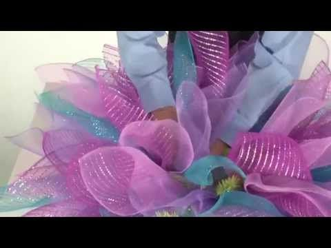 This Has To Be The Prettiest And Easiest To Make Wreath Ever! (Video) - Page 2 of 2 - Smarter DIYsSmarter DIYs