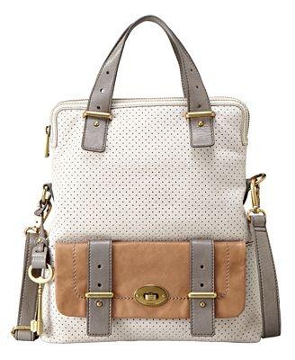 Fossil Handbag, Mason Tote