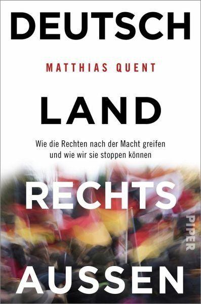 Broschiertes Buch »Deutschland rechts außen«