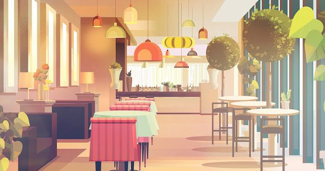 JAMES GILLEARD: Animation backgrounds