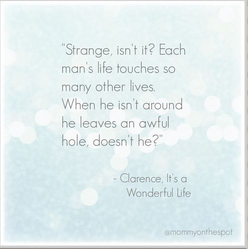 17 Best Images About It 39 S A Wonderful Life Quotes On Pinterest Hot Dogs Christmas Movie
