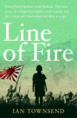 LIne fo fire by Ian Townsend