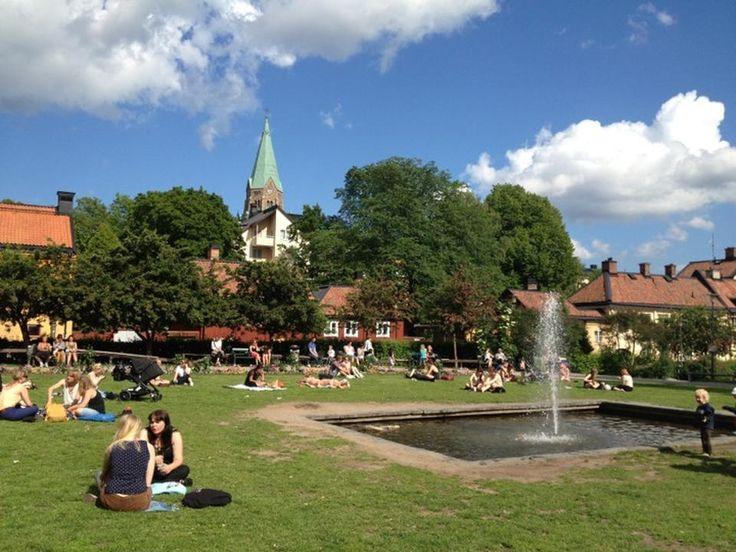Nytorget - Östra Katarina - Stoccolma, Storstockholm A due passi da #SoFo