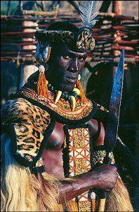 l'histoire du grand Shaka Zulu : Génération Shaka Zulu de Saint Joseph, Henry Cele dans le rôle de Chaka Zulu (1984)