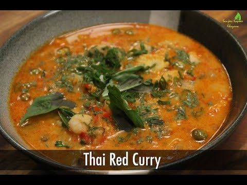 The 25 best recipes of tofu by sanjeev kapoor ideas on pinterest one of the most famous and popular thai dishes this thai red curry is easy to make with chicken or tofu a fabulous non vegetarian or a vegetarian dish forumfinder Images