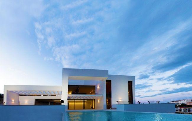 Magnifique villa situ�e dans la baie d�Altea en Espagne