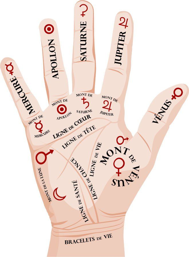 Ce que vos mains révèlent de vous