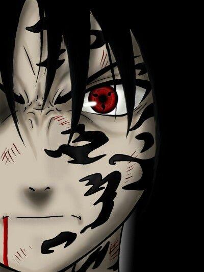 Sasuke Sharingan
