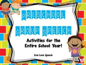 Tons of fun activities to do year round with your preschool students.  Love all the ideas for incorporating visuals for students on the spectrum.