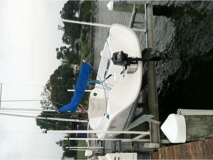 2003 Hunter Sailboat located in Maryland for sale