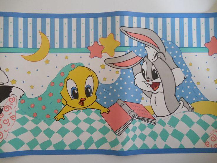 Baby looney tunes wallpaper border - photo#30