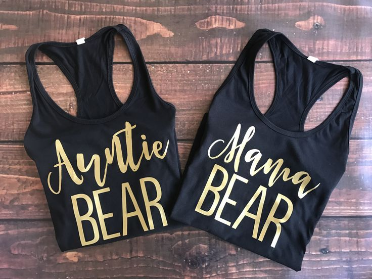 Auntie Bear + Mama Bear, aunt squad, auntie bear, mama bear, pregnancy announcement shirt, pregnant, pregnancy, auntie, future auntie, mom life, #momlife, mom shirt, aunt shirt, new mommy, mommy to be, coming soon, guess what, bun in the over, baby on board, auntie squad shirt, blessed mama, momma bear, sisters