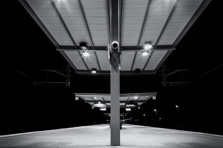 Train Station by samiKoo on 500px