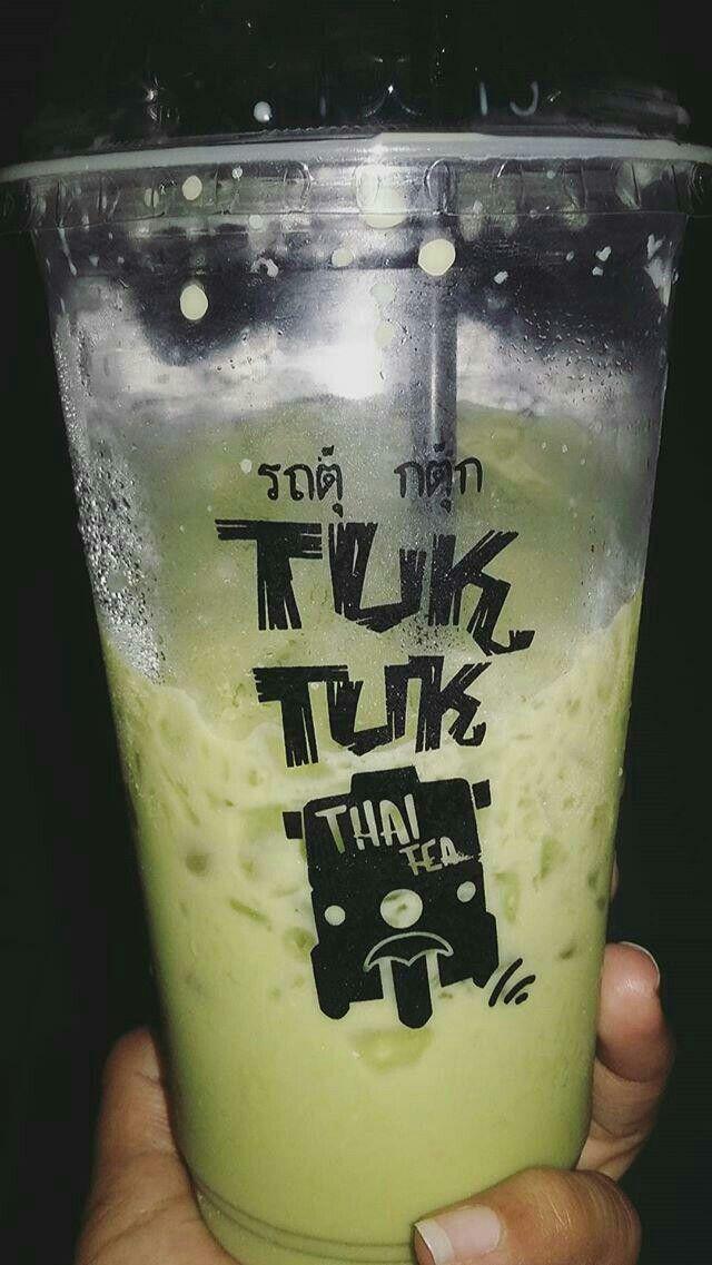 Tuk tuk Thai Tea