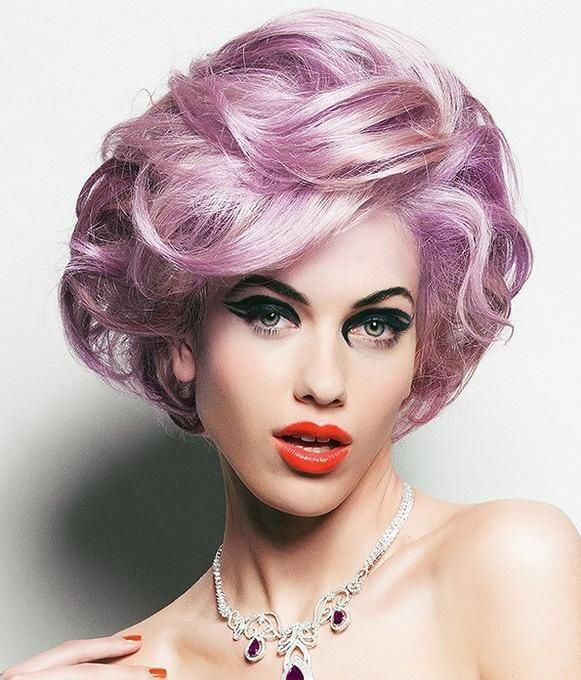 extreme hair colors 1