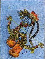 Female Rama by marsfalcon