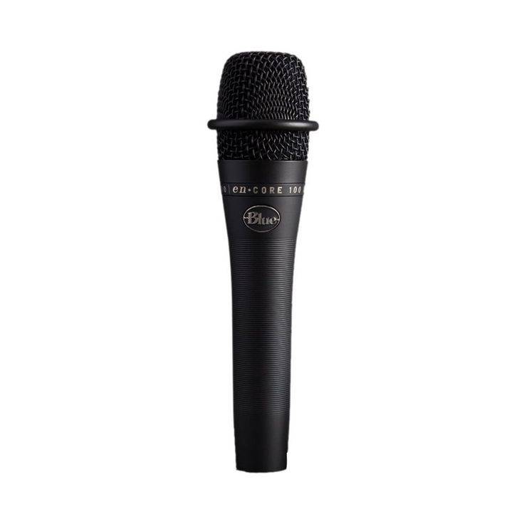 Blue Microphones - En·CORE Dynamic Instrument and Vocal Microphone - Black
