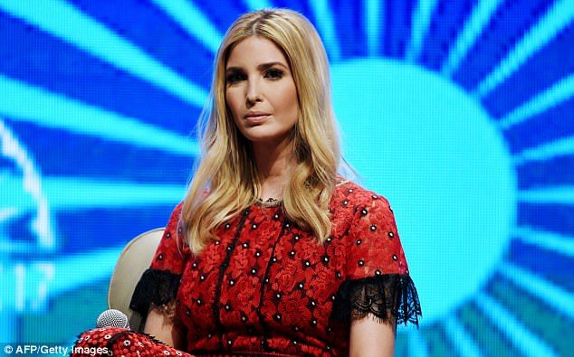 Ivanka Trump revealed Wednesday that paid family is next on the Trump administration's agenda while speaking at a conference geared toward women in India