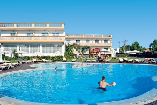 CK Alexandria - zájezdy, dovolená u moře a lastminute: Řecko - Alfa Alexandria Club