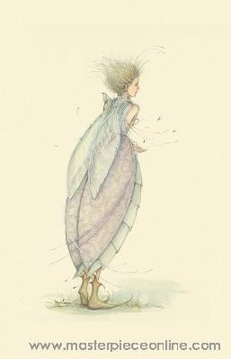 The Fading Fairy by Patience Brewster